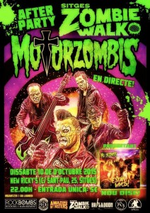 New Ricky's Sitges Zombie Walk