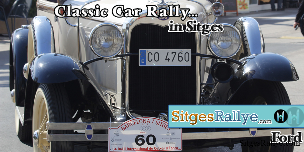 Sitges Rally Rallye Photos & Videos