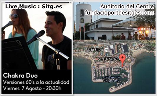 Live Free Music - Festival Port de Sitges Marina Sea 2015