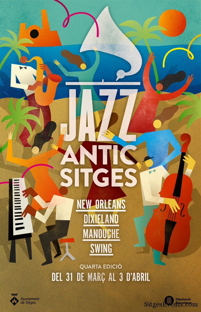 Sitges Jazz Festival Weekend 2016