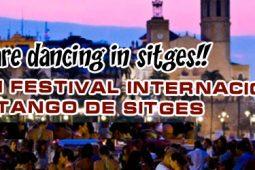 Sitges International Tango Festival 2017