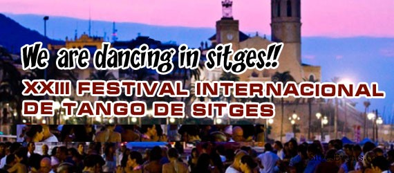 Sitges International Tango Festival 2017