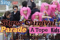 Sitges Carnival Carnaval 2020
